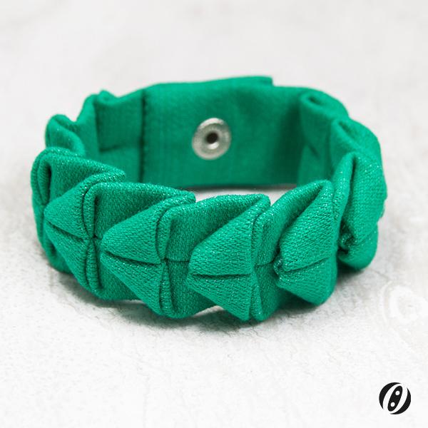 Armband|Grün|Dunkel