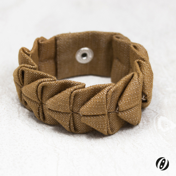 Armband|Beige|Dunkel