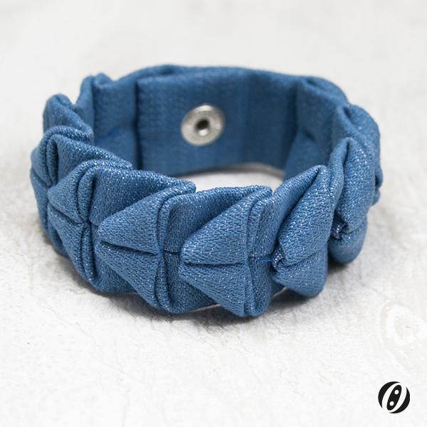 Armband|Blau|Dunkel