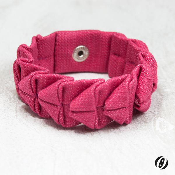 Armband-Rosé-Dunkel
